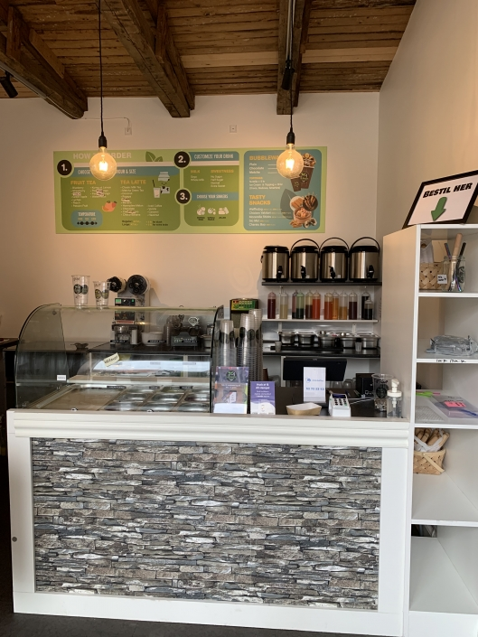 Tea:licious Cafe Bubble Tea Amager Location