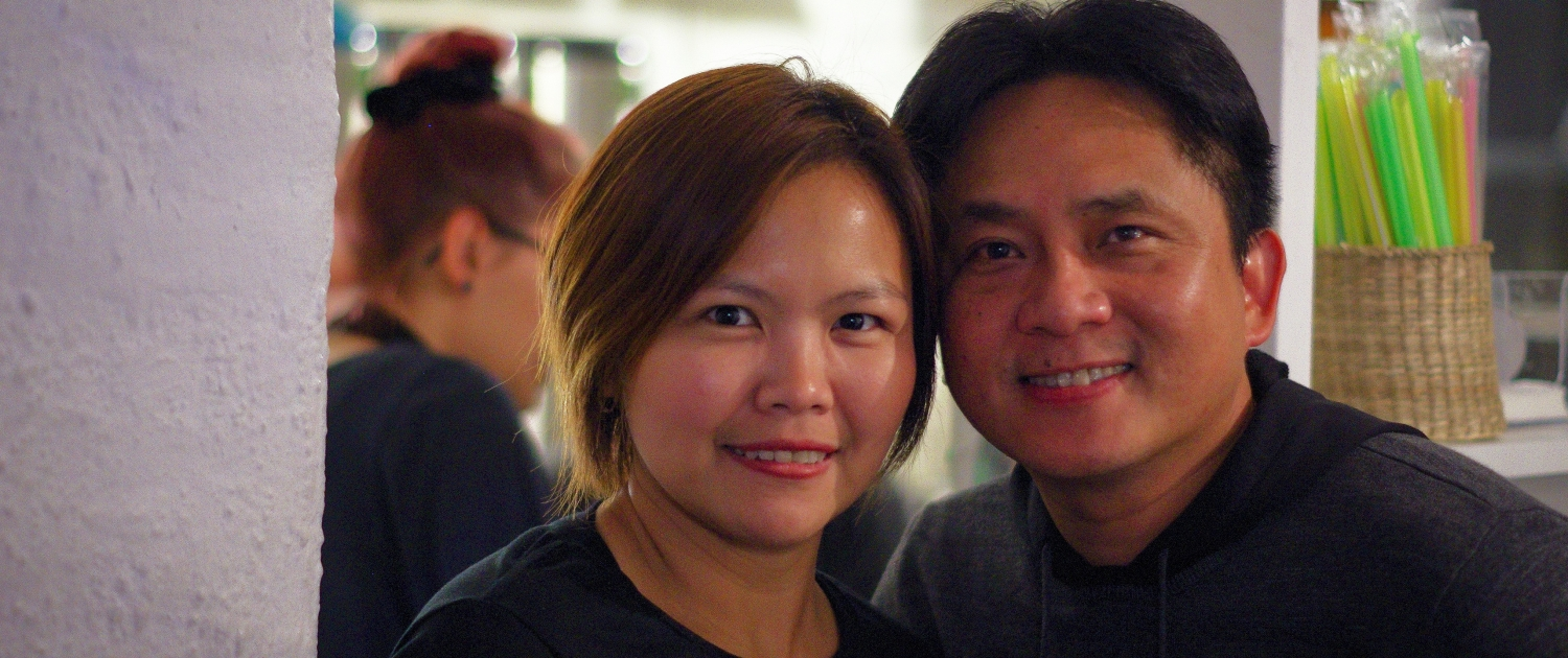 Image of the founders of Tea:licious Cafe Bubble Tea