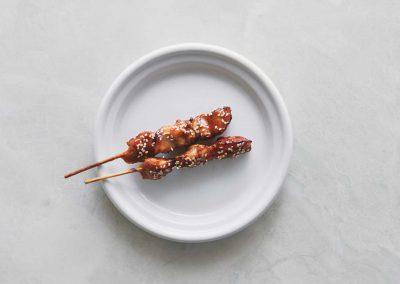 Tea:licious Chicken Yakitori