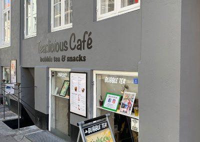 Tea:licious Cafe Studiestraedet Location